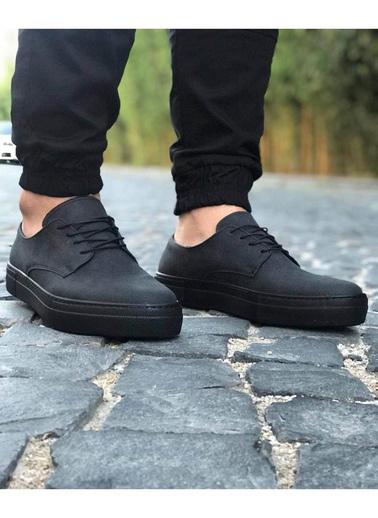 Chekich CH005 ST Erkek Ayakkabı SIYAH Siyah